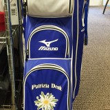 Personalization on a golf bag?!  We got you covered.